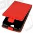 Kabura pionowa Rubber SAMSUNG S8+ czerwona